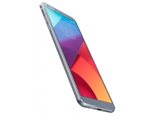 Смартфон LG G6 H870DS 64Gb, тёмно-серебристый, вид 4