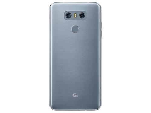 Смартфон LG G6 H870DS 64Gb, тёмно-серебристый, вид 5