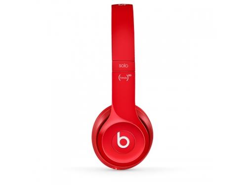 Гарнитура для телефона Beats Solo 2, красная, вид 2