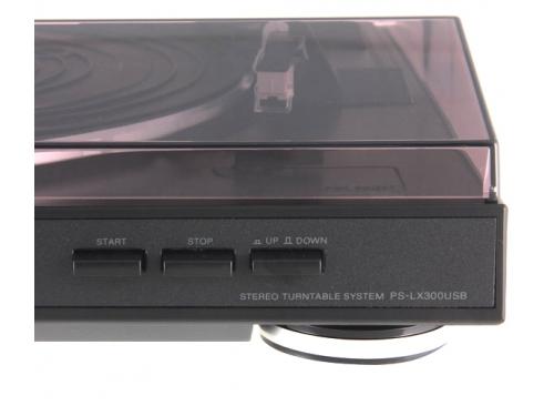 Проигрыватель винила Sony PSLX300USB/C, вид 3