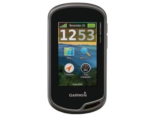Навигатор Garmin Oregon 600t, вид 2