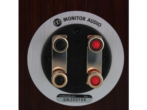 Акустическая система Monitor Audio Silver 1, полочная, грецкий орех, вид 3