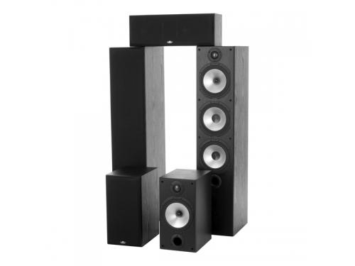 Комплект акустических систем Monitor Audio Monitor Reference 5.0 System, чёрный дуб, вид 1