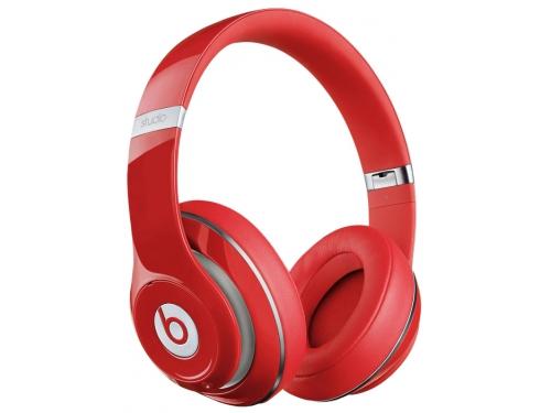 Гарнитура для телефона Beats Studio 2 Red, вид 2