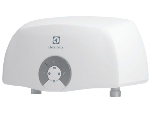 Водонагреватель Electrolux SMARTFIX 2.0 TS (3,5 kW) - кран+душ, вид 1