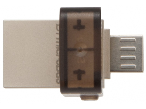 Usb-флешка KINGSTON DataTraveler microDuo 8GB, вид 2