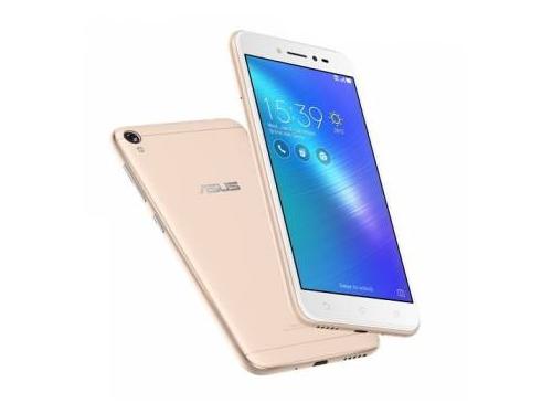 Смартфон ASUS ZenFone Live ZB501KL 32Gb, золотистый, вид 2