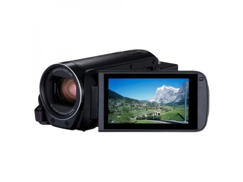 Видеокамера Canon LEGRIA HF R806, черная, вид 1