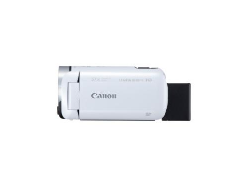 Видеокамера Canon Legria HF R806, белая, вид 2