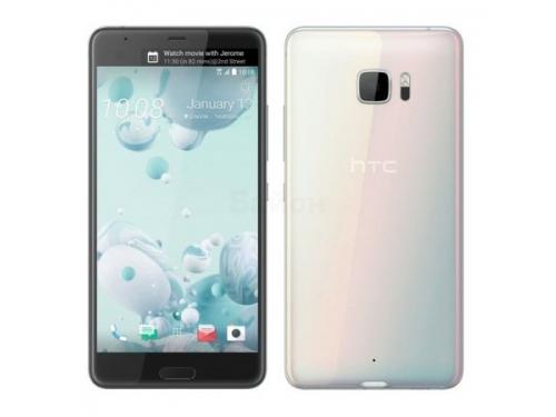 Смартфон HTC U Ultra EEA 4/64Gb, белый, вид 1