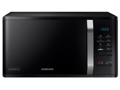 Микроволновая печь Samsung MG23K3573AK, черная, вид 1