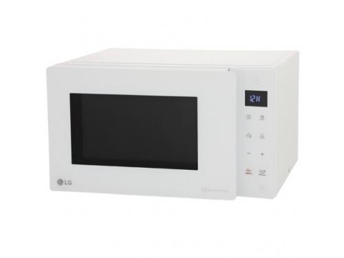 Микроволновая печь LG MS2595GIH, белая, вид 1