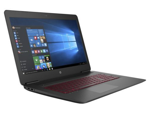 Ноутбук HP Omen 17-w102ur , вид 1