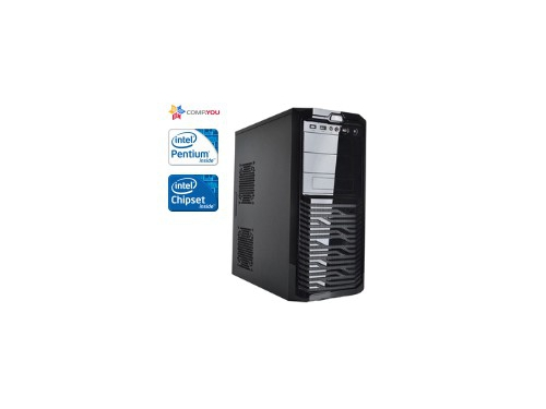 Системный блок CompYou Office PC W170 (CY.340012.W170), вид 1