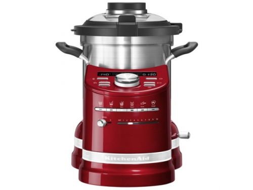 Кухонный комбайн KitchenAid Artisan 5KCF0104ECA (сталь), вид 1