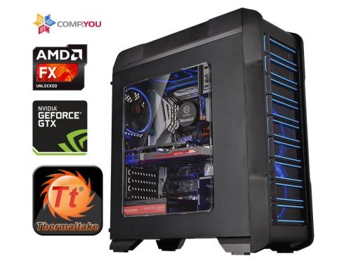 Системный блок CompYou Game PC G757 (CY.562513.G757), вид 1