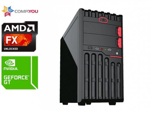 Системный блок CompYou Home PC H557 (CY.371344.H557), вид 1