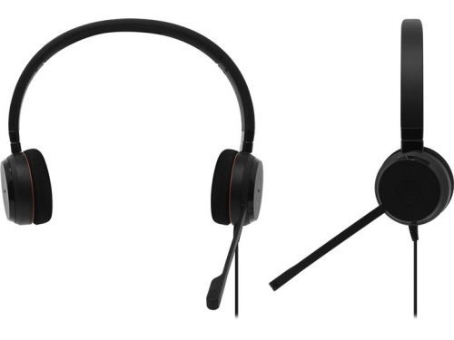Гарнитура для ПК Jabra Evolve 20 UC Stereo, черная, вид 2