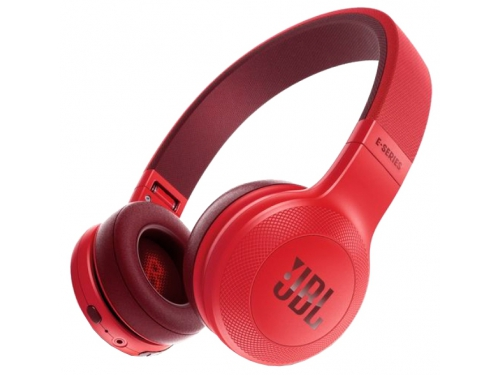Наушники JBL E45BT, красная, вид 1
