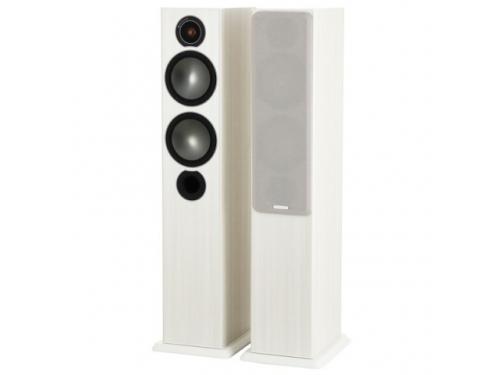 Акустическая система Monitor Audio Bronze 5, белая, вид 1