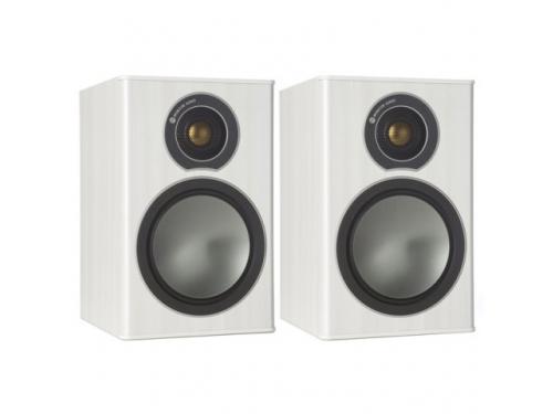 Акустическая система Monitor Audio Bronze 1, белая, вид 1