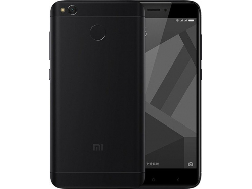 Смартфон Xiaomi Redmi 4X 3/32Gb, черный, вид 2