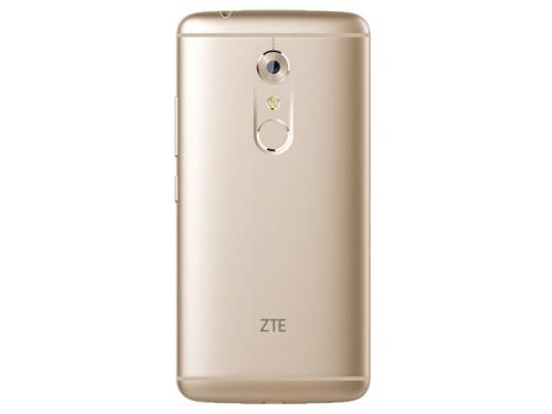Смартфон ZTE Axon 7 64Gb, золотистый, вид 5