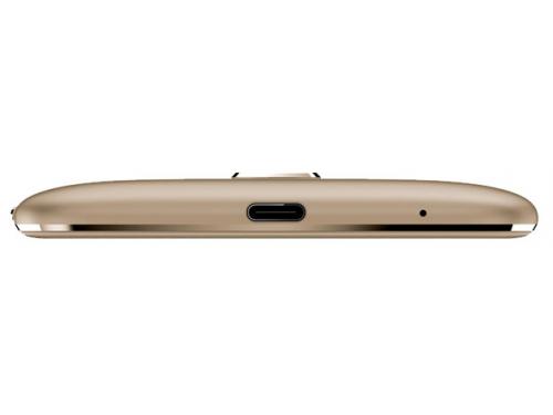 Смартфон ZTE Axon 7 64Gb, золотистый, вид 8