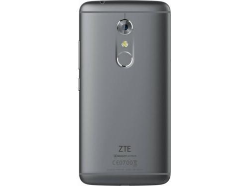 Смартфон ZTE Axon 7 64Gb, серый, вид 2
