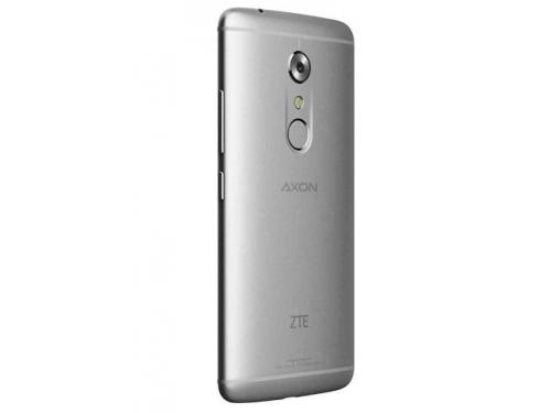 Смартфон ZTE Axon 7 64Gb, серый, вид 3