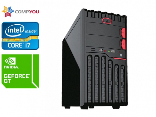 Системный блок CompYou Home PC H577 (CY.414598.H577), вид 1
