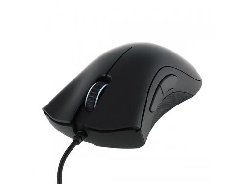 Мышка Razer DeathAdder 2015 Chroma Black USB, вид 7