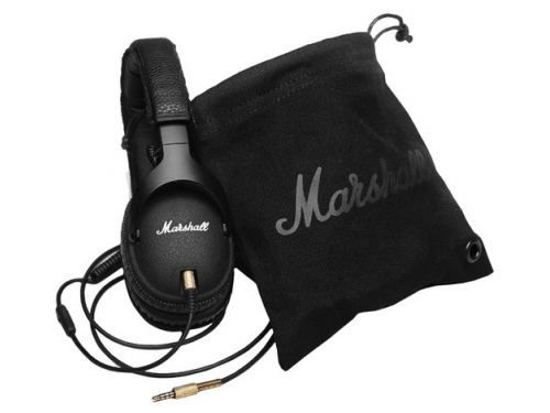 Наушники Marshall Monitor Black, вид 3