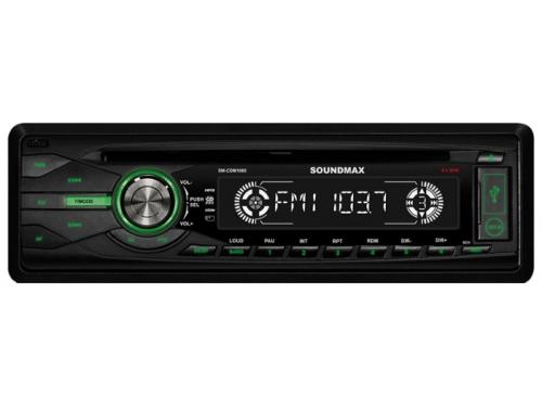 Автомагнитола SoundMAX SM-CDM1065, вид 1