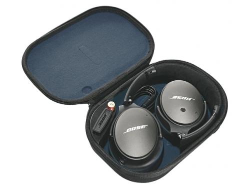 Гарнитура для телефона Bose QuietComfort 25, чёрная, вид 3
