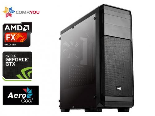 Системный блок CompYou Game PC G757 (CY.585990.G757), вид 1