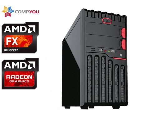 Системный блок CompYou Home PC H555 (CY.453032.H555), вид 1