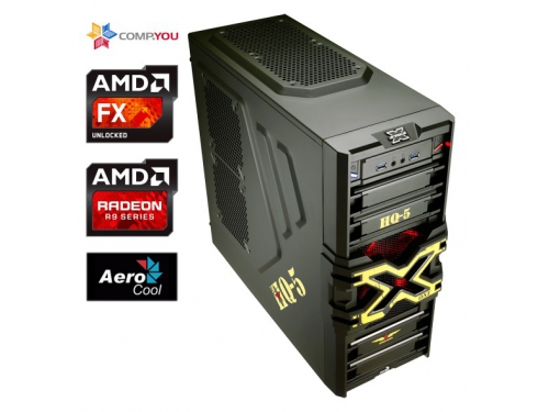 Системный блок CompYou Game PC G755 (CY.428335.G755), вид 1
