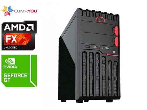 Системный блок CompYou Home PC H557 (CY.370671.H557), вид 1