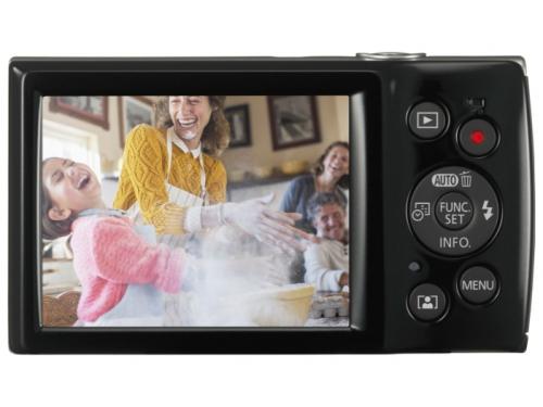 Цифровой фотоаппарат Canon IXUS 185, черный, вид 1