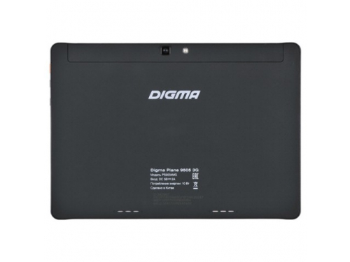 Планшет Digma Plane 9507M 3G 1Gb/8Gb, черный, вид 2