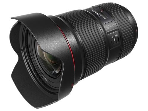 Объектив для фото Canon EF 16-35mm f/2.8L III USM (широкоугольный), вид 1