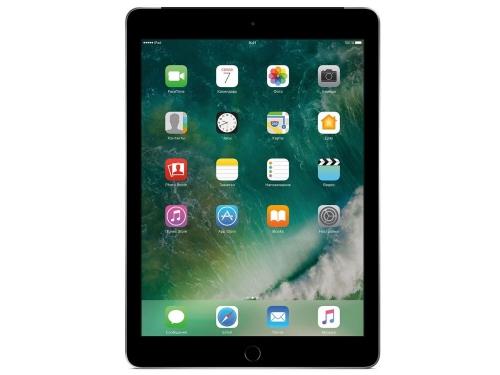 Планшет Apple iPad 128Gb Wi-Fi + Cellular, серый, вид 2