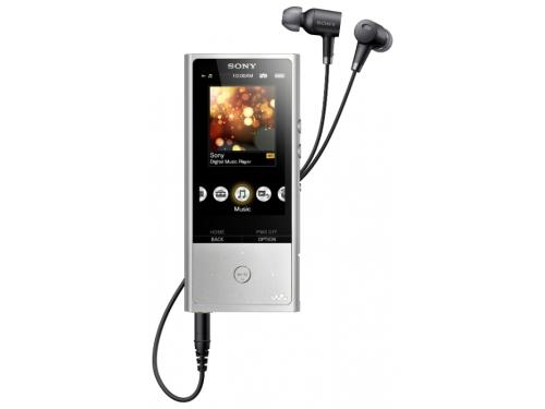 Медиаплеер Sony NW-ZX100HNSM, вид 1