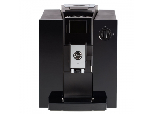 Кофемашина Jura F9 Piano Black 15127 (1.9 л, 15 бар, 1450 Вт, кофе молотый и зерновой), вид 2