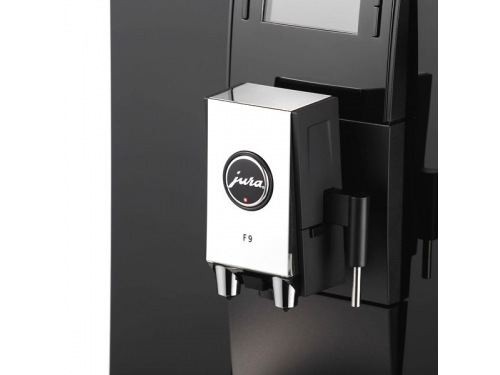 Кофемашина Jura F9 Piano Black 15127 (1.9 л, 15 бар, 1450 Вт, кофе молотый и зерновой), вид 4