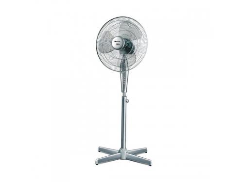 Вентилятор бытовой Vitek VT-1908 SR, серебристый, вид 1