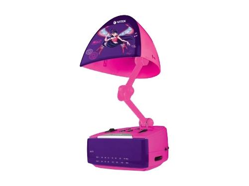 Радиоприемник Vitek WX-4051 (радиочасы), вид 1