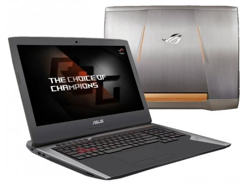 Ноутбук ASUS G752VS-GB081T 17.3
