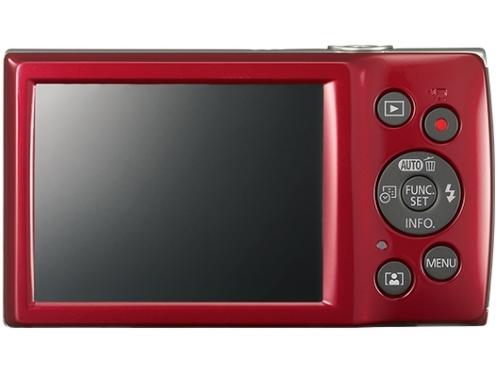 Цифровой фотоаппарат Canon IXUS 185, красный, вид 2